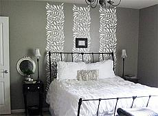 Leaves Wall Runner Decal