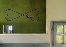 Infinity Love Wall Decal