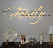 Family Branches Wall Decal