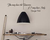 You Can Have Italy Wall Decal