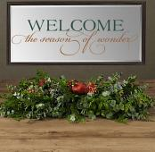 Welcome Season of Wonder Wall Decal