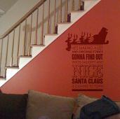 Making a List Santa Claus