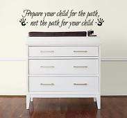 Path For Your Child Wall Decal