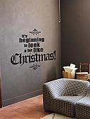 It's Beginning to Look | Wall Decals