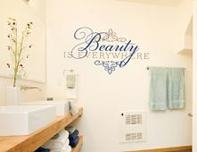 Beauty is Everywhere Wall Decal