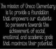 Oneco Elementary