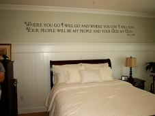 Your God My God Wall Decal