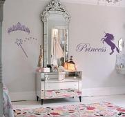 Little Princess Pack Wall Decal