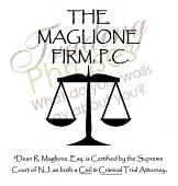 The Maglione Firm Wall Decal