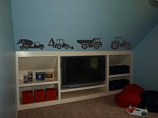 Construction Pack Wall Decal