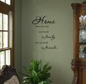 Family Quote Wall Decal