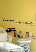 Ratatouille Quote Wall Decal