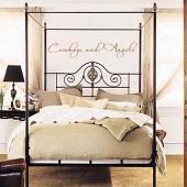 Cowboys and Angels Wall Decal