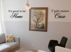 Good To Be Home Two Wall Decal