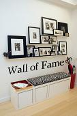 Wall of Fame Wall Decal