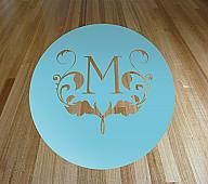 Elegance Dance Floor Decal