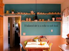 Cookie Diet Wall Decal