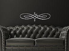 Embellishment Flourish5 Wall Decals