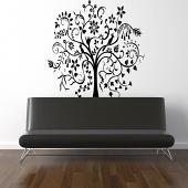Nature Tree Wall Decal