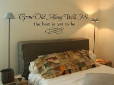 Best is Yet to Be Wall Decal