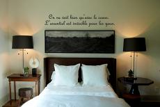 Invisible to the Eye Wall Decal