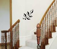 Leaf Embellishment Wall Decal